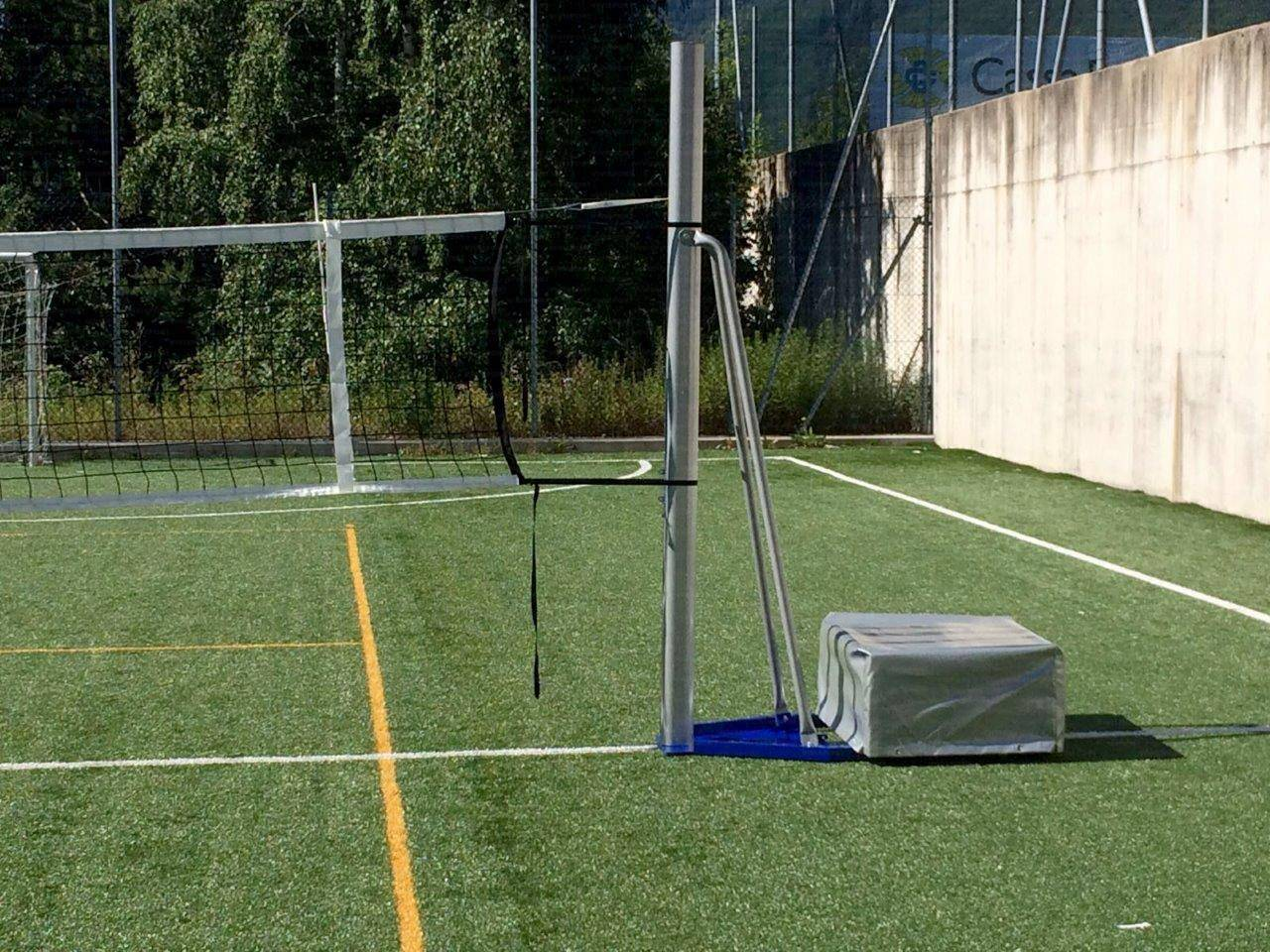 Impianto pallavolo