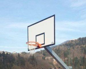tabellone basket in resina