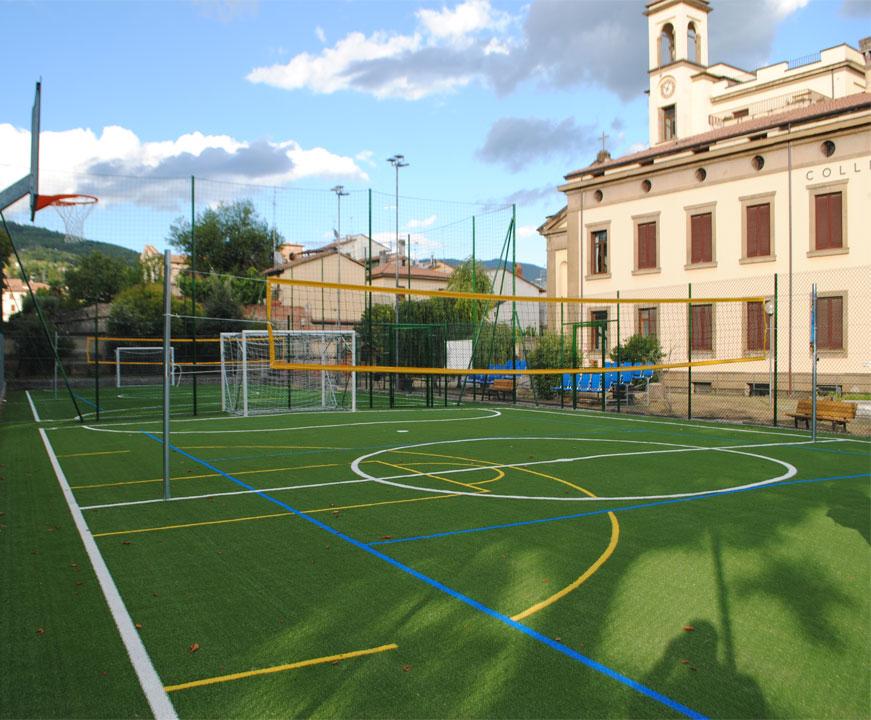 sofor - sansepolcro - impianti sportivi Arezzo